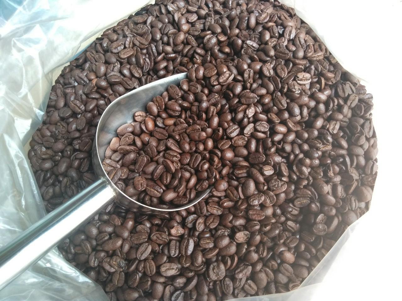 cà phê arabica cầu đất